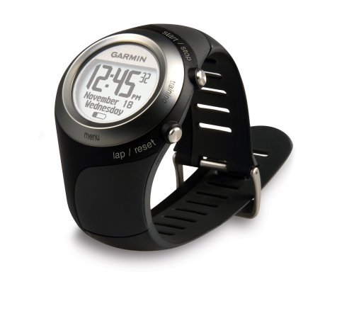 Garmin Forerunner 405 Sports Watch with USB ANT stick - Black