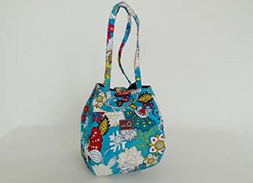 Della Q Rosemary Small Project Knitting Yarn Tote Bag 220-1 Kensington from Della Q