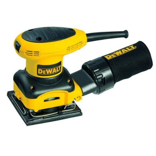 Best Review Of DEWALT D26441 2.4 Amp 1/4 Sheet Palm Grip Sander with Cloth Dust Bag