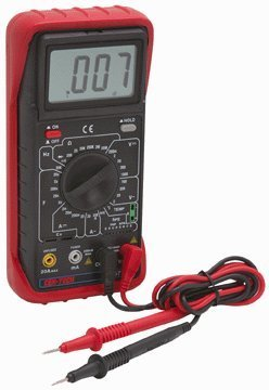 Cen-Tech 11 Function Digital Multimeter with Audible Continuity (Cen Tech Digital Multimeter compare prices)