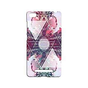 ROCKY Designer Printed Back Case / Back Cover for Xiaomi Mi4i (Multicolour)