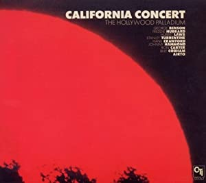 California Concert: The Hollywood Palladium (CTI Records 40th Anniversary Edition)