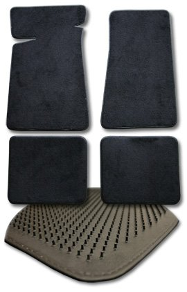70 Oz Carpet Coverking Front Custom Fit Floor Mats for Select Nissan Pathfinder Models Oak