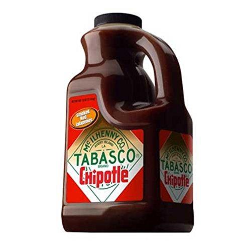 TABASCO Chipotle Pepper Sauce - 1/2 Gallon (Tabasco Jalapeno Sauce compare prices)