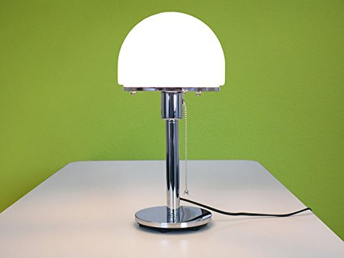 Tischleuchte-Designleuchte-LuFungo-chrom-10229