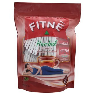 Fitne Herbal Tea Infusion Weight Loss Slimming Diet Original Flavour (Pack Of 40 Sachets)