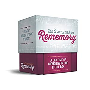 The Storymatic Rememory Share Memories and Make New Ones Made in USA