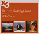Bruce Springsteen Nebraska / Tunnel of Love / The Ghost Of Tom Joad (3CD)