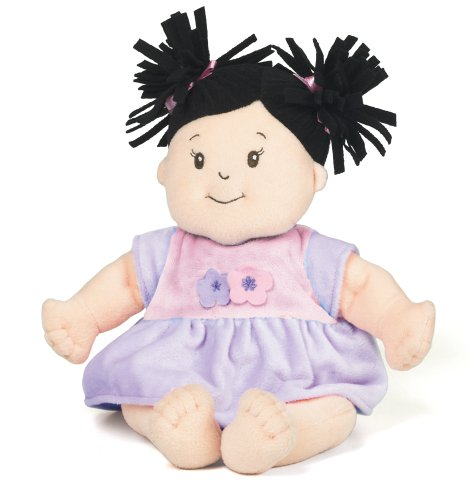 122400 Baby Stella Black Hair 122400 122400 By Manhattan Toy