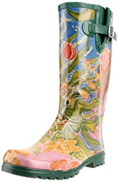 Nomad Women\'s Puddles III Rain Boot, It\'s Spring, 8 M US