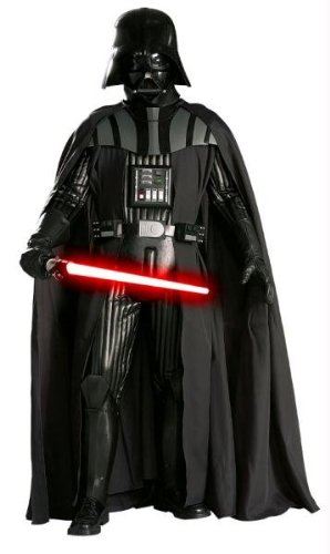 Costumes For All Occasions RU881359LG Darth Vader Deluxe Child Large