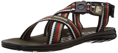 Provogue Provogue Men's Sandals And Floaters (Brown)