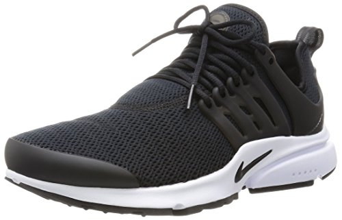 Nike Womens Air Presto Black/White Mesh Size 10 (Nike Sneakers Women Presto compare prices)