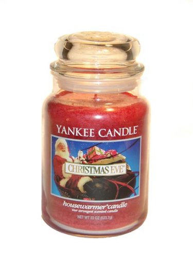 Yankee Candle Housewarmer 22oz Jar - Christmas Eve
