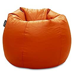 Story@Home XL Bean Chair without Beans (Orange)