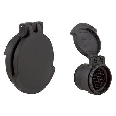 Trijicon Tenebraex killFLASH Anti-Reflection Device and Tenebraex Flip Cap Set for 1-6x 24mm VCOG Riflescope by Trijicon