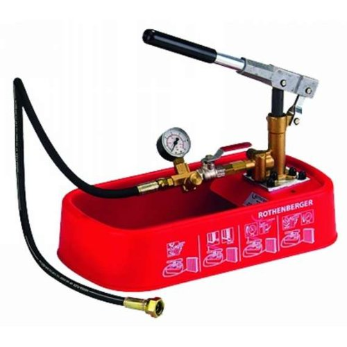 test pump RP 30 Rothenberger