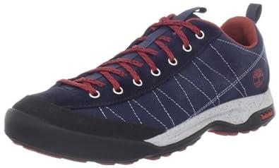 Timberland Men's Radler Approach Low Canvas Sneaker,Blue,7 M US