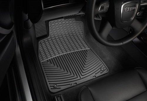 WeatherTech - W169 - 2007-2012 Volvo S80 Black All Weather Floor Mats 1st Row (Weathertech Floor Mats Volvo Xc70 compare prices)