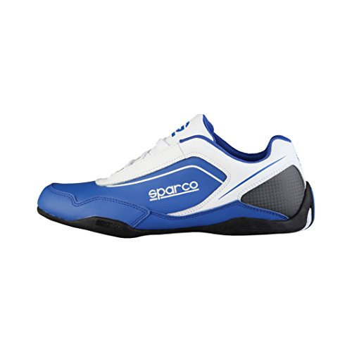 Sparco Sneakers Jerez BIANCO-ROYAL EU 42