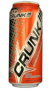 16 Pack - Crunk!!! Energy Drink - Original - 16oz.