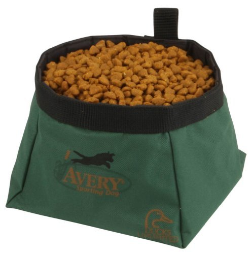 Avery Outdoors Collapsible Dog Bowl (Avery Outdoors compare prices)