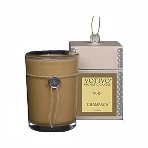 Votivo Aromatic Candle - Champaca