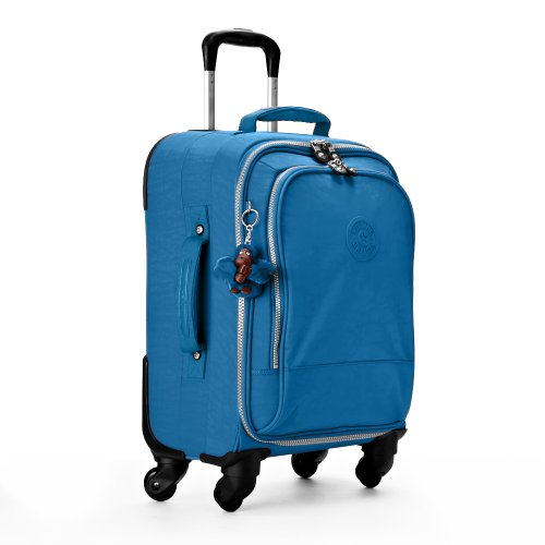 Kipling Luggage Yubin 55 Spinner, Mitchell Blue, One Size special discount