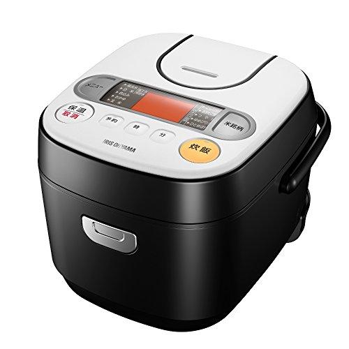 アイリスオーヤマ 炊飯器 マイコン式 3合 銘柄炊き RC-MA30-B