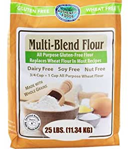 Amazon.com : Authentic Foods Multi Blend Gluten Free Flour