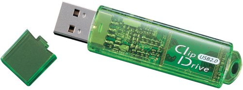 BUFFALO USBメモリ スタンダードタイプ グリーンモデル TurboUSB機能搭載 4GB RUF-C4GS-GR/U2