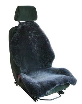 Schwarz Sitzbezüge für FIAT STRADA Autositzbezug VORNE
