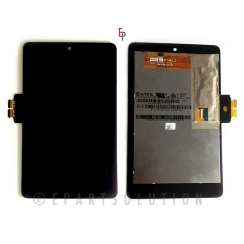 Epartsolution-Oem Google Nexus 7 Tablet Lcd Touch Screen Assembly Replacement Part Usa Seller