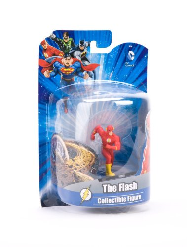 "DC The Flash 4"" PVC Figurine"