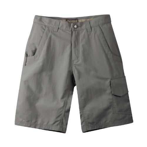 Mountain Khakis Men's Granite Creek Short, Ash, 11 Inseam/28 Waist