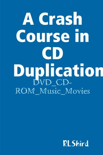 A Crash Course In Cd Duplication