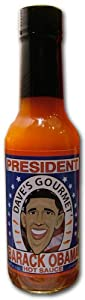 Daves Gourmet Presidential Hot Sauce Barack by Dave's Gourmet