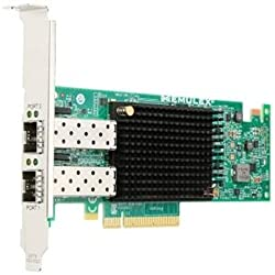 Lenovo Emulex VFA5 2x10 GbE SFP+ Adapter and FCoE/iSCSI SW for System x 00JY830