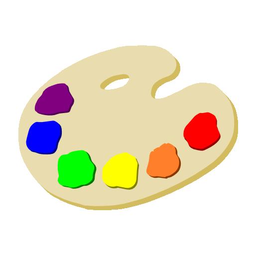 finger-paint