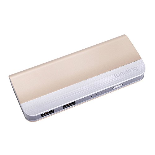 Lumsing 10400mah Harmonica Style Power Bank
