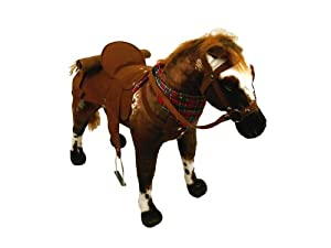Sonderaktion! Happy People Spielzeug Pferd Cowboypferd