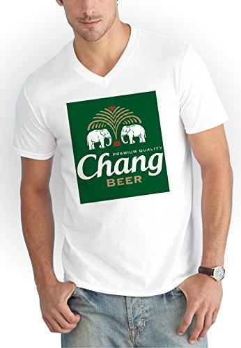 chang-beer-v-neck-t-shirt-bianco-xxl
