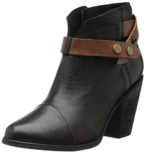 397a003f12382e Steve Madden Women s Raazor Boot Black Leather 8 M US - Jason B. Wongter