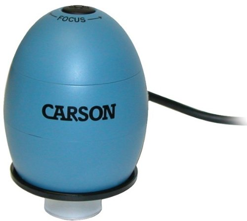 Carson - Zorb? Usb Digital Microscope With 53X Optical Zoom (Surf Blue) *** Product Description: Carson - Zorb? Usb Digital Microscope With 53X Optical Zoom (Surf Blue) Digital Microscope With An Integrated Camera That Displays The Magnified Imag ***