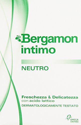 Bergamon - Detergente Intimo Neutro, Freschezza & Delicatezza - 200 ml