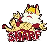 Thundercats Snarf Metal Pin Badge - 19455