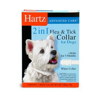 Ultraguard Flea Tick Dog Collar 23 - White -