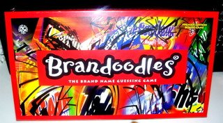 Brandoodles - The Brand Name Guessing Game