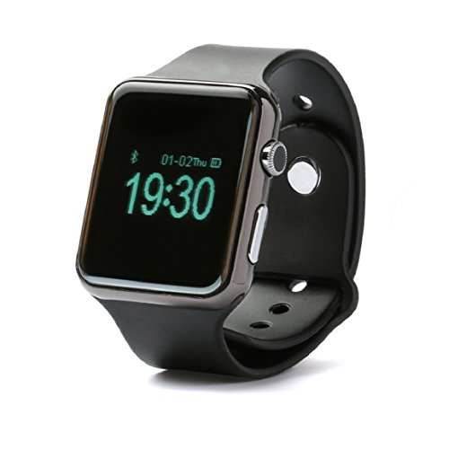 Changeshopping(Tm) Dwatch Bluetooth Smart Wrist Watch For Ios Android Samsung Iphone (Black)