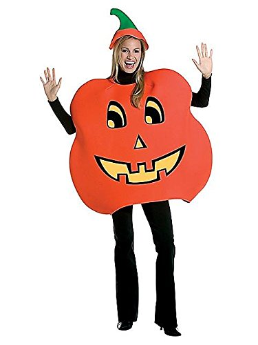 Adult Pumpkin Unisex Costume